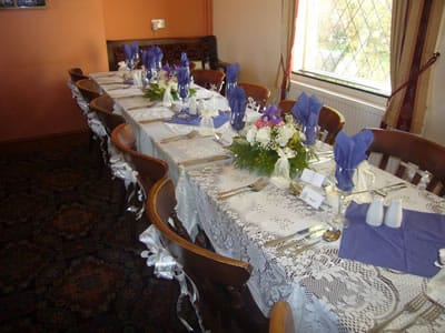 Weddings at the Tavern Cottages
